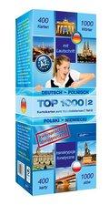 Top 1000 Polnisch Niveau A2, Karteikarten m. Lernbox - Tl.2
