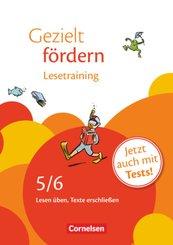 Gezielt fördern - Lern- und Übungshefte Deutsch - 5./6. Schuljahr