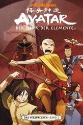 Avatar, Der Herr der Elemente, Das Versprechen - Bd.2