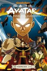 Avatar, Der Herr der Elemente, Das Versprechen - Bd.3