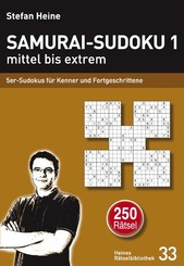Samurai-Sudoku - Tl.1