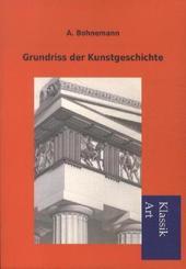 Grundriss der Kunstgeschichte