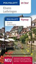 Polyglott on tour Reiseführer Elsass, Lothringen