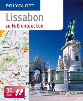 Polyglott Lissabon zu Fuß entdecken