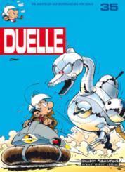 Die Abenteuer der Minimenschen - Duell