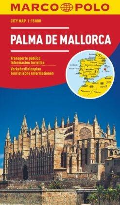 Marco Polo Citymap Palma de Mallorca; Palma, Majorca