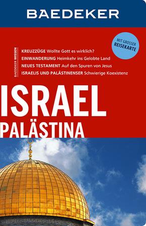 Baedeker Israel, Palästina
