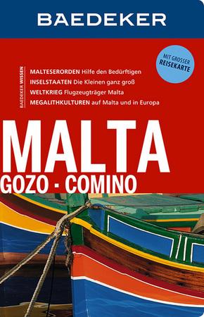 Baedeker Malta, Gozo, Comino