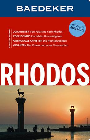 Baedeker Rhodos