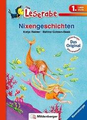 Nixengeschichten - Leserabe 1. Klasse - Erstlesebuch für Kinder ab 6 Jahren