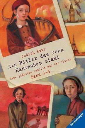 Als Hitler das rosa Kaninchen stahl (3 Geschichten in einem Band)