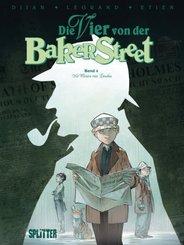Die Vier von der Bakerstreet - Die Waisen von London