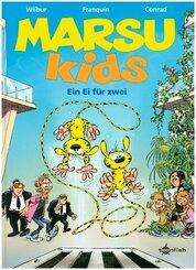 Marsu Kids - Ein Ei für zwei