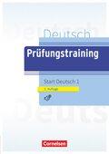 Start Deutsch 1, m. Audio-CD