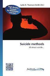 Suicide methods