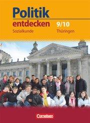Politik entdecken - Sozialkunde Thüringen - 9./10. Schuljahr