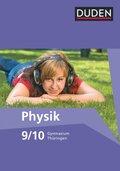 Duden Physik, Ausgabe Gymnasium Thüringen: 9./10. Schuljahr, Schülerbuch