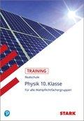 Physik 10. Klasse, für alle Wahlpflichtfächergruppen