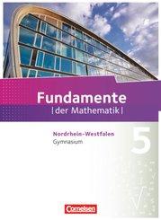 Fundamente der Mathematik, Gymnasium Nordrhein-Westfalen: 5. Schuljahr, Schülerbuch