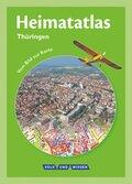 Heimatatlas: Heimatatlas für die Grundschule, Thüringen, Neubearbeitung