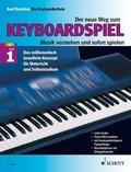 Der neue Weg zum Keyboardspiel, Komplett-Paket - Bd.1