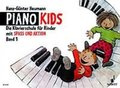 Piano Kids, Band 1 + Aktionsbuch 1