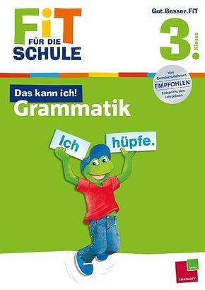 Das kann ich! Grammatik, 3. Klasse