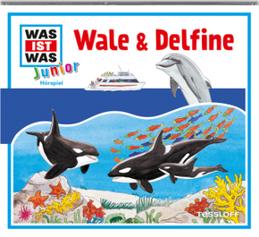Wale & Delfine, 1 Audio-CD - Was ist was Hörspiele