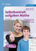 Selbstkontrollaufgaben Mathe 3./4. Klasse