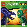 LEGO® NINJAGO™, 2. Staffel, Rettung in letzter Sekunde; Finsternis zieht herauf; Piraten gegen Ninja, Audio-CD