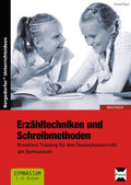Erzähltechniken und Schreibmethoden