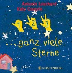 1, 2, 3 ... ganz viele Sterne