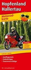 PublicPress Motorradkarte Hopfenland Hallertau