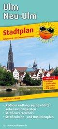 PublicPress Stadtplan Ulm / Neu-Ulm