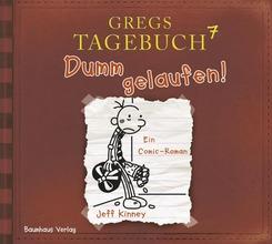 Gregs Tagebuch - Dumm gelaufen!, 1 Audio-CD