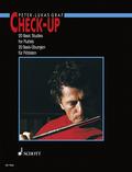 Check-up, für Flöte