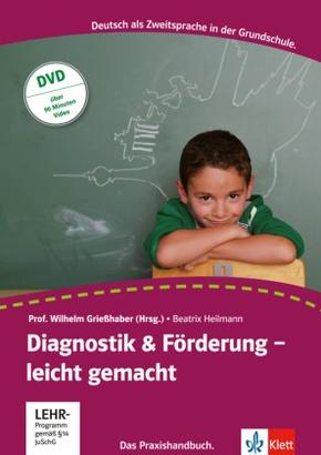 Diagnostik & Förderung - leicht gemacht, m. DVD