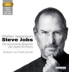 Steve Jobs, 2 MP3-CD