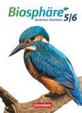 Biosphäre Sekundarstufe I, Nordrhein-Westfalen: 5./6. Schuljahr, Schülerbuch