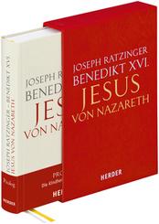 Jesus von Nazareth, Geschenkausgabe - Tl.3