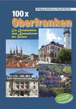 100 x Oberfranken