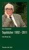 Tagebücher 1992- 2011