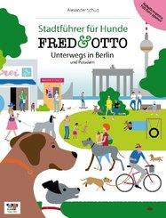 FRED & OTTO unterwegs in Berlin und Potsdam