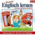 Die schönsten englischen Kinderlieder, 2 Audio-CDs