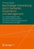 Nachhaltige Entwicklung durch Semantik, Governance und Management