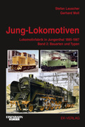 Jung-Lokomotiven, m. CD-ROM - Bd.2
