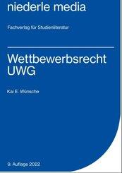 Wettbewerbsrecht - UWG