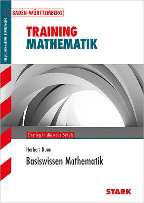 Basiswissen Mathematik, Baden-Württemberg