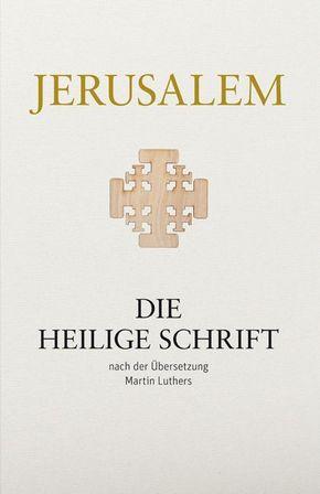 Bibelausgaben; Jerusalem. Die Heilige Schrift, mit Lithografien von David Roberts; Quadriga