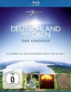 Terra X: Deutschland von oben - Der Kinofilm, 1 Blu-ray